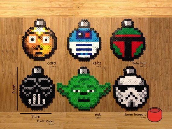 10 Easy Star Wars Perler Bead Patterns Bugelperlen Basteln Und