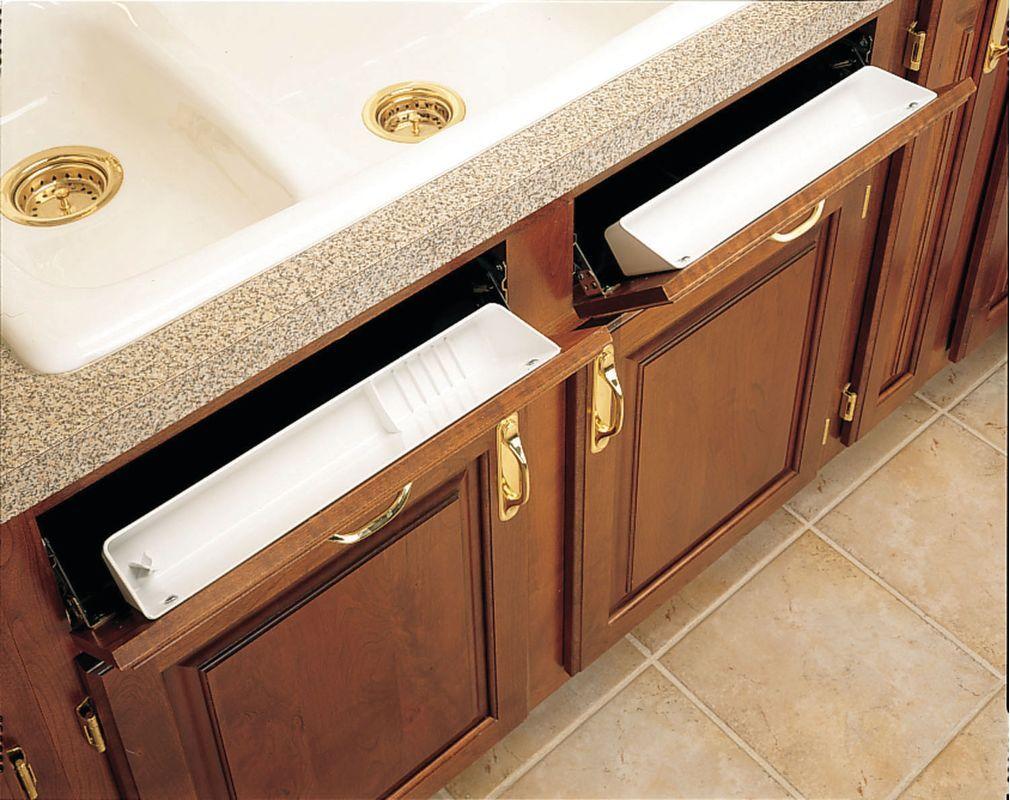 Rev-A-Shelf 6572-11-52 6572 Series 11 Inch Wide Sink Front ...