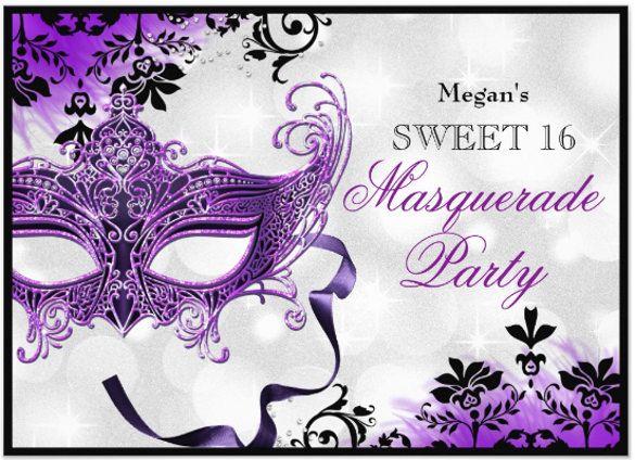 Masquerade Invitation Template Free PSD Vector EPS AI - Masquerade party invitations templates free