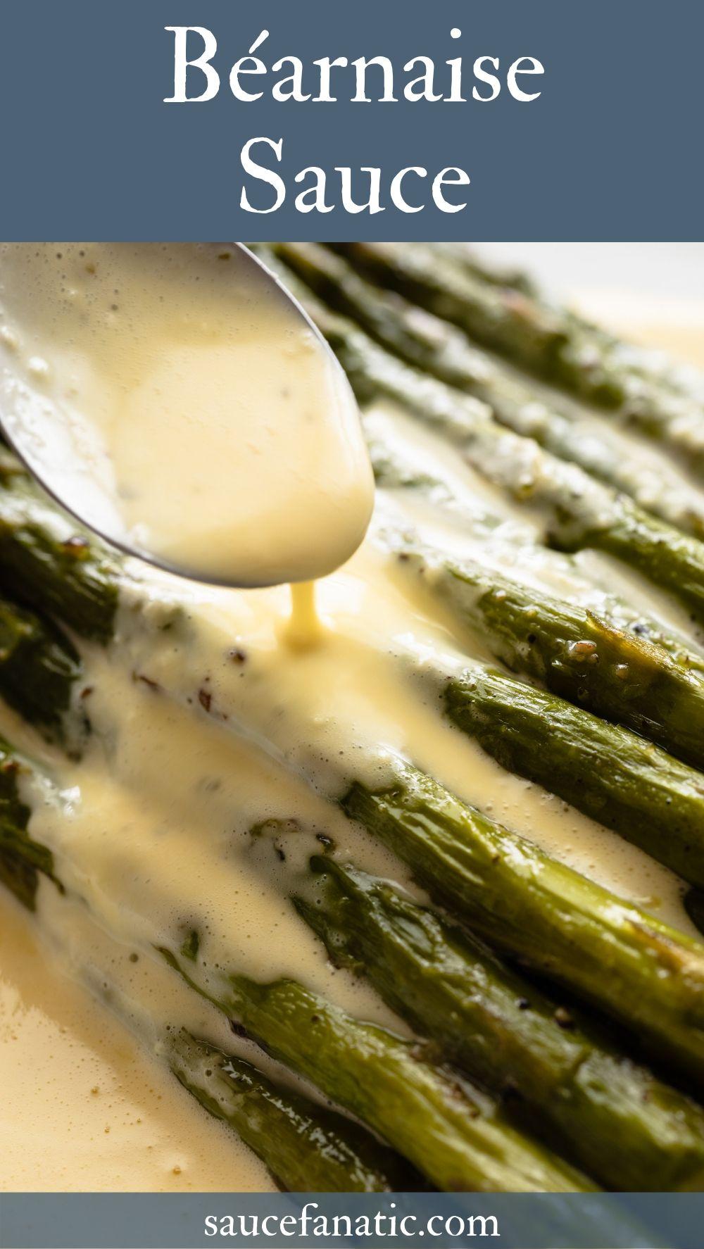Béarnaise Sauce | Recipe | Sauces | Bearnaise sauce ...