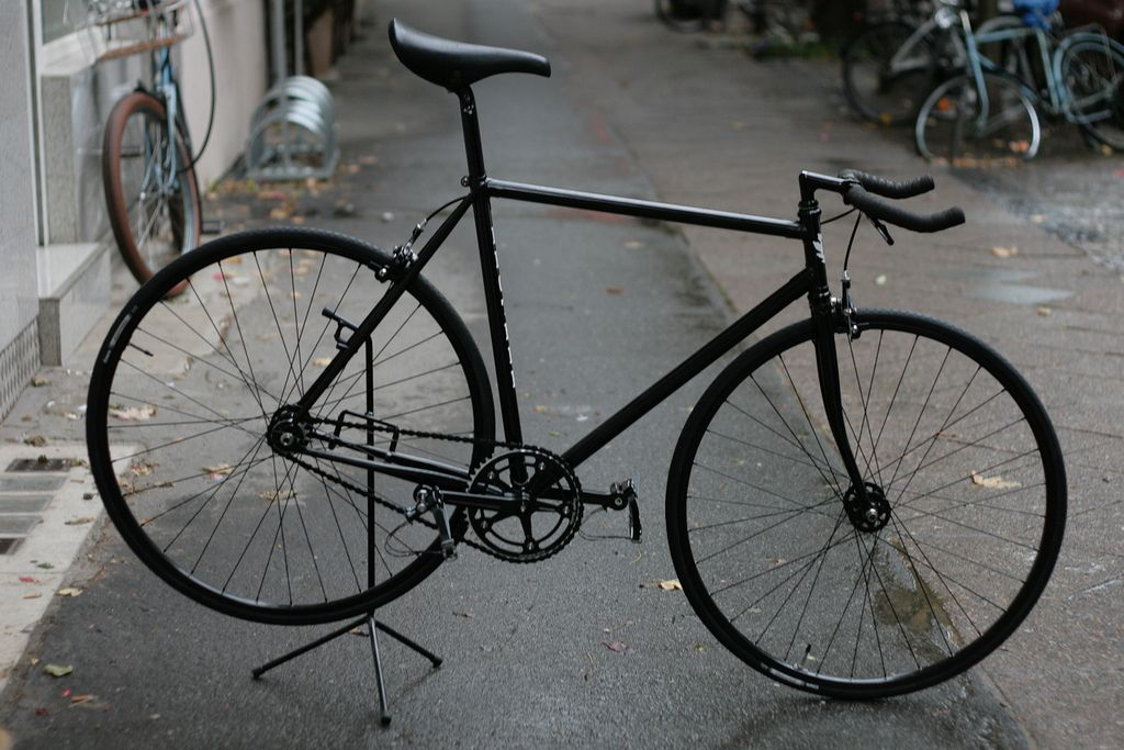 Black Fixie Fixfixfix Pinterest Fixie And Bicycling
