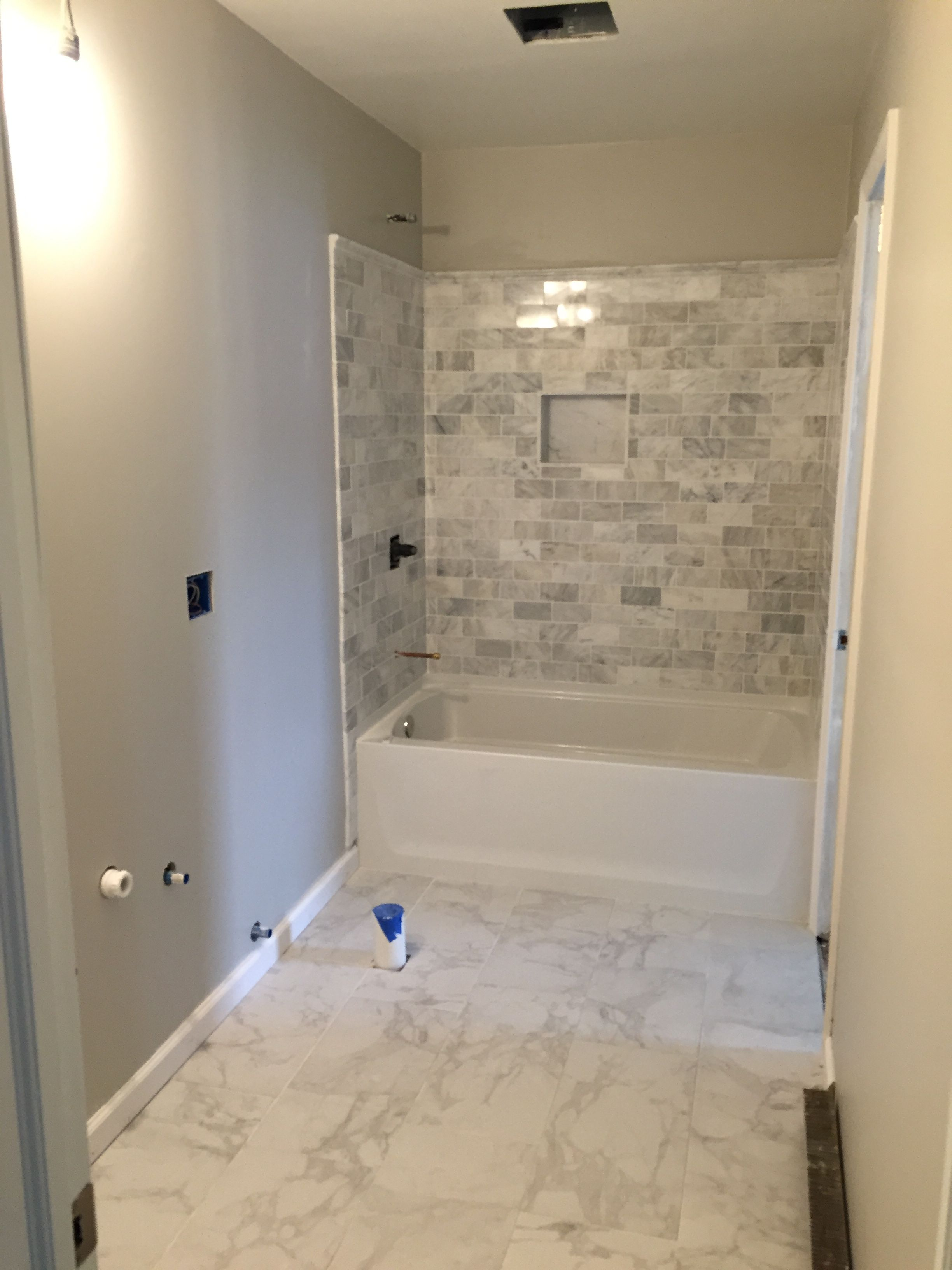 Https M Lowes Com Pd Anatolia Tile 8 Pack Venatino Polished Subway Marble Wall Tile Common 3 In X 6 I Bathrooms Remodel Lowes Bathroom Small Bathroom Remodel