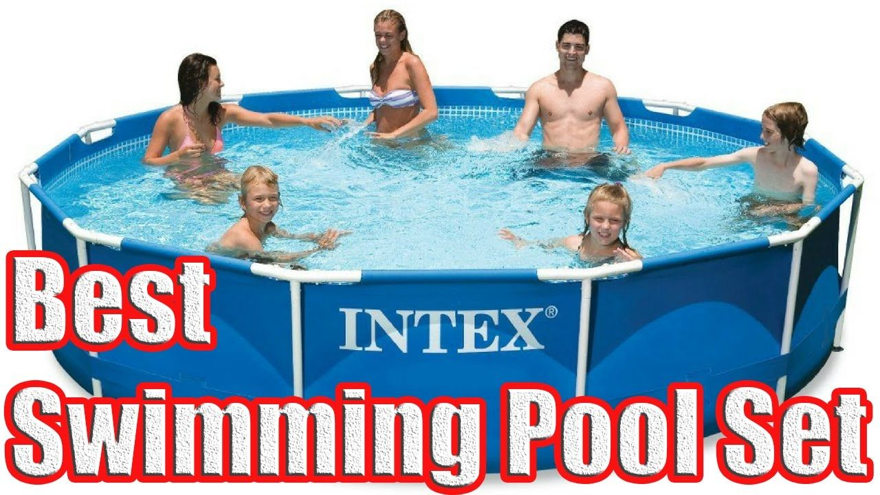 Best Swimming Pool Set (Above Ground Pools)   Wiki Zone Products ...