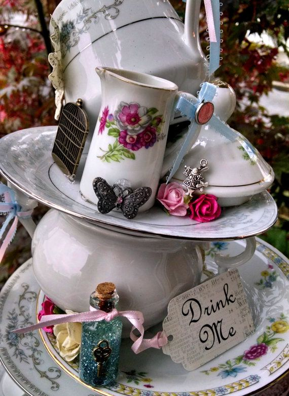 We Re All Quite Mad Here An Alice In Wonderland Mad Hatter Party