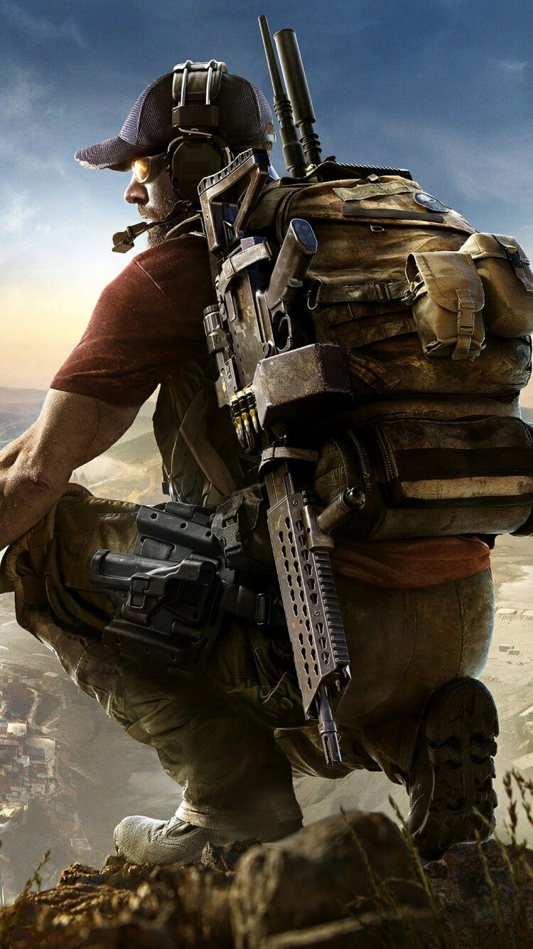 Ghost Recon Wildlands Pasukan Khusus Perang Call Of Duty