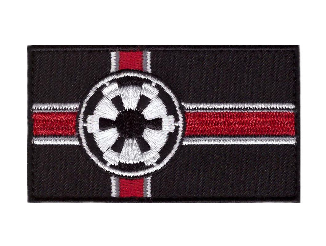 Tactical Imperial Flag Galactic Empire Tactical Patch Galactic Empire Patches Tactical Patches