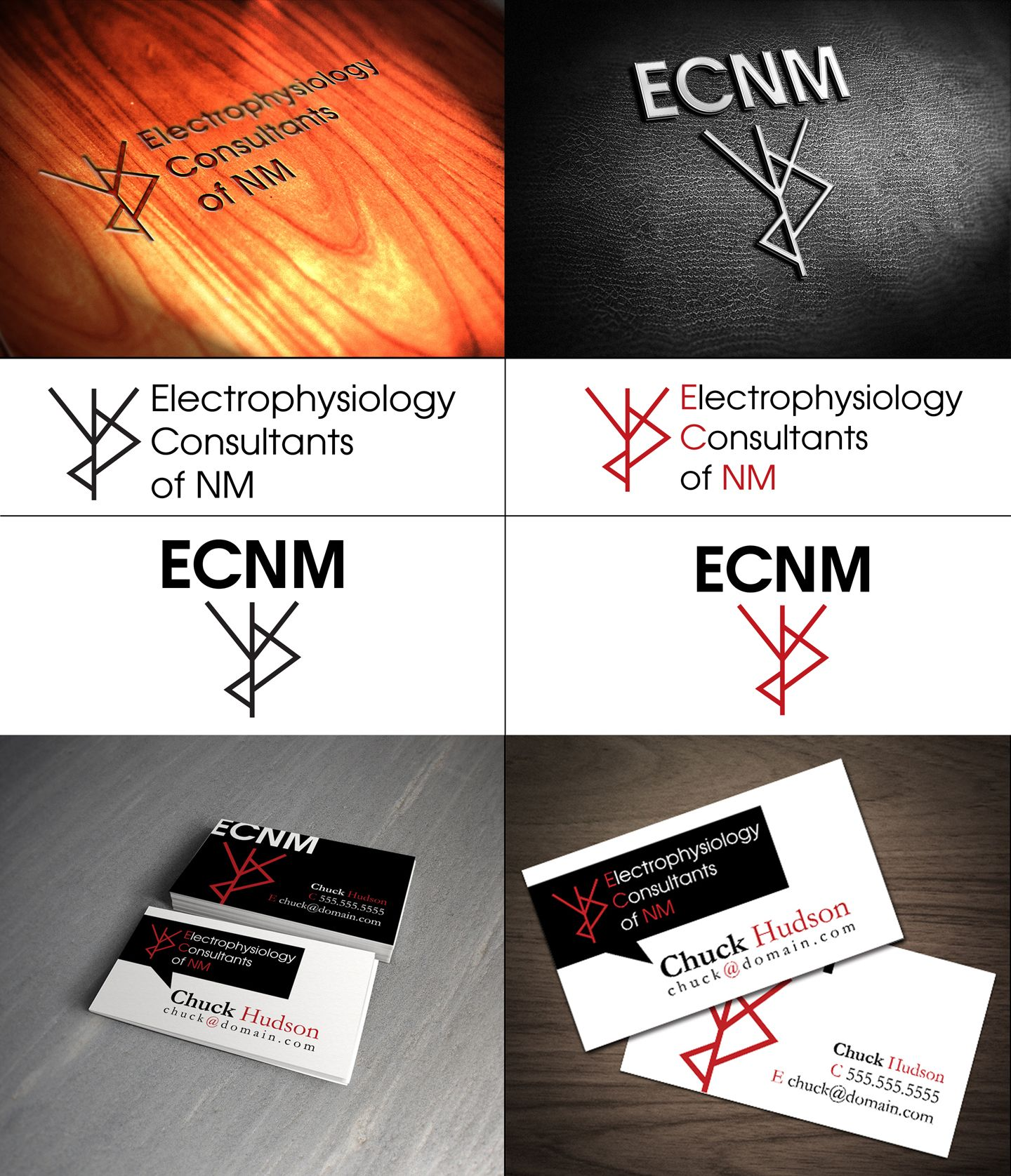 New logo and Business Cards for Electrophysiology Consultants of ...