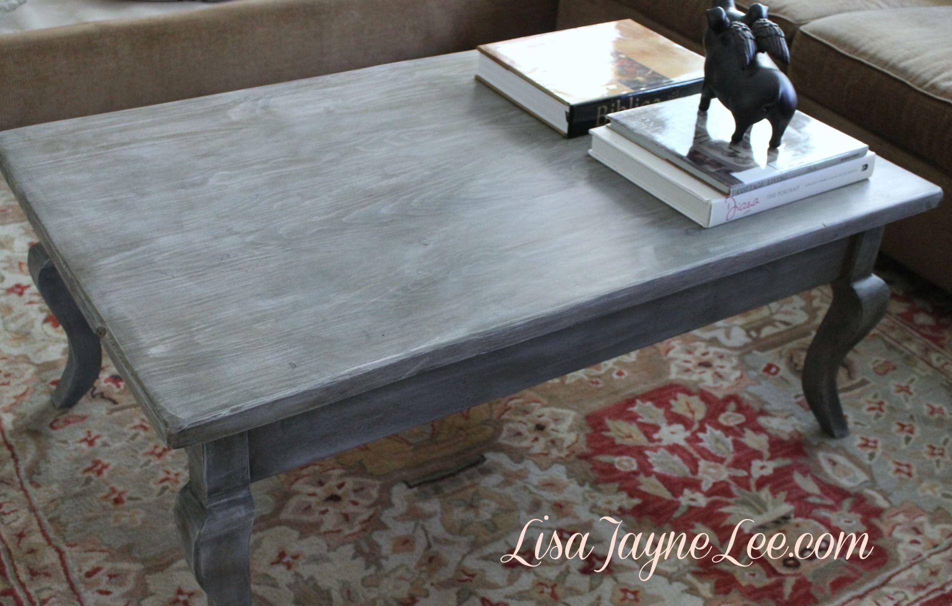 Gray Wood Stain Lisa Jayne Lee Coffee Table Wood Distressed Wood Coffee Table Painted Coffee Tables