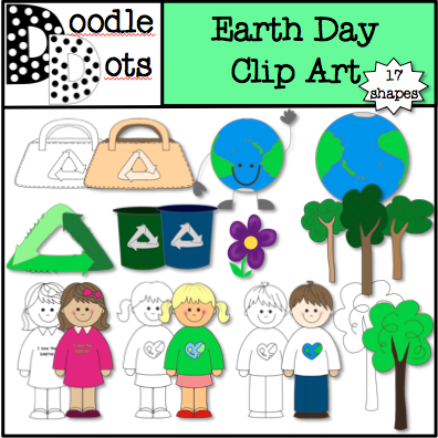 Free Earth Day Clip Art Earth Day Clip Art Teaching Clipart Clip Art