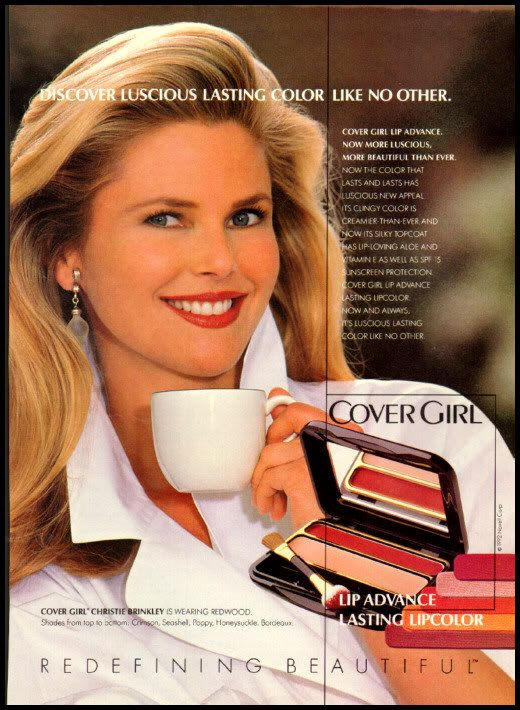 Cover girl bordeaux