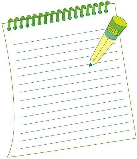 Libreta Hoja De Cuaderno Hojas Para Escribir Cuadernos