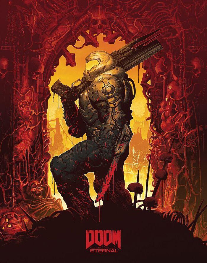 Doom Eternal Created by Grzegorz Domaradzki Doom