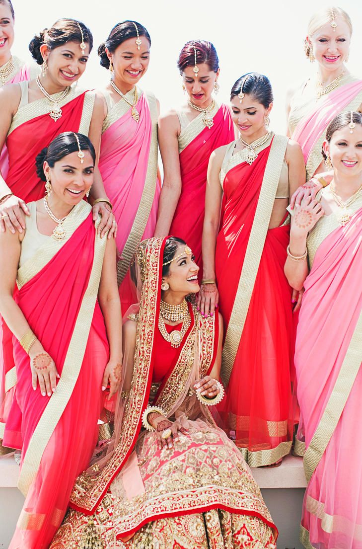 Youll love these vibrant wedding saris from real brides saris clothes ombrellifo Gallery