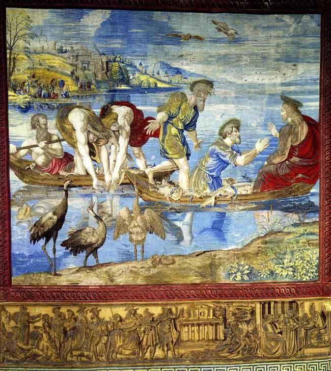 renaissance tapestry techniques