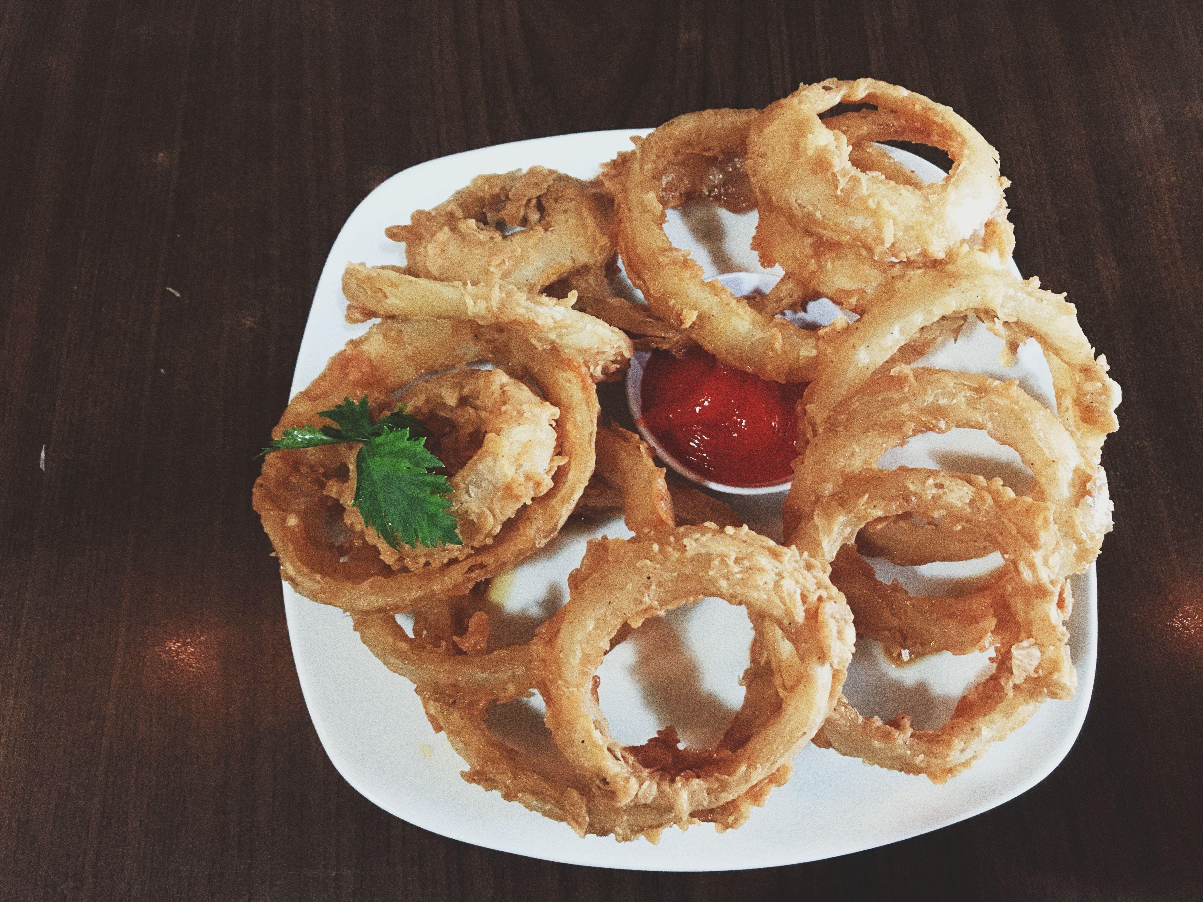 Onion Onionring Crispy Food Kuliner