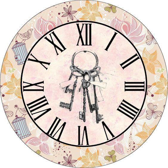 pingl par sur pinterest horloge pendule et cartes vintage. Black Bedroom Furniture Sets. Home Design Ideas