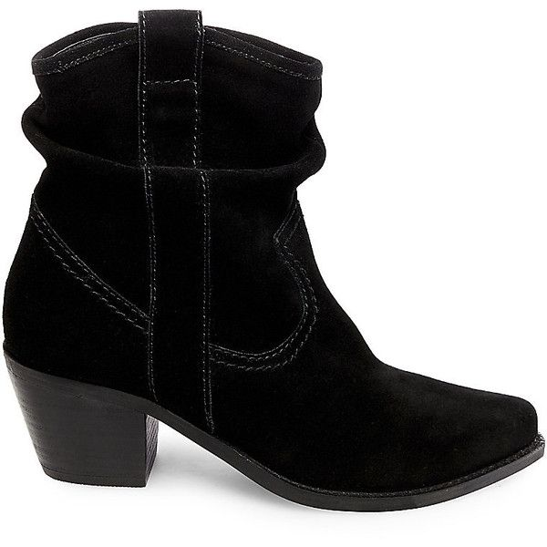 bb90536a34bf Steve Madden Women s Danily Booties ( 75) ❤ liked on Polyvore featuring  shoes