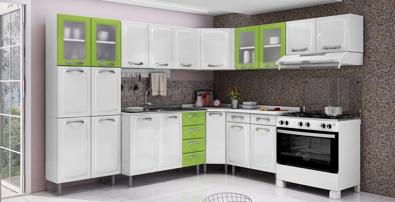 Cozinhas De A O Premium Cozinhas Itatiaia Ideias Para A Casa