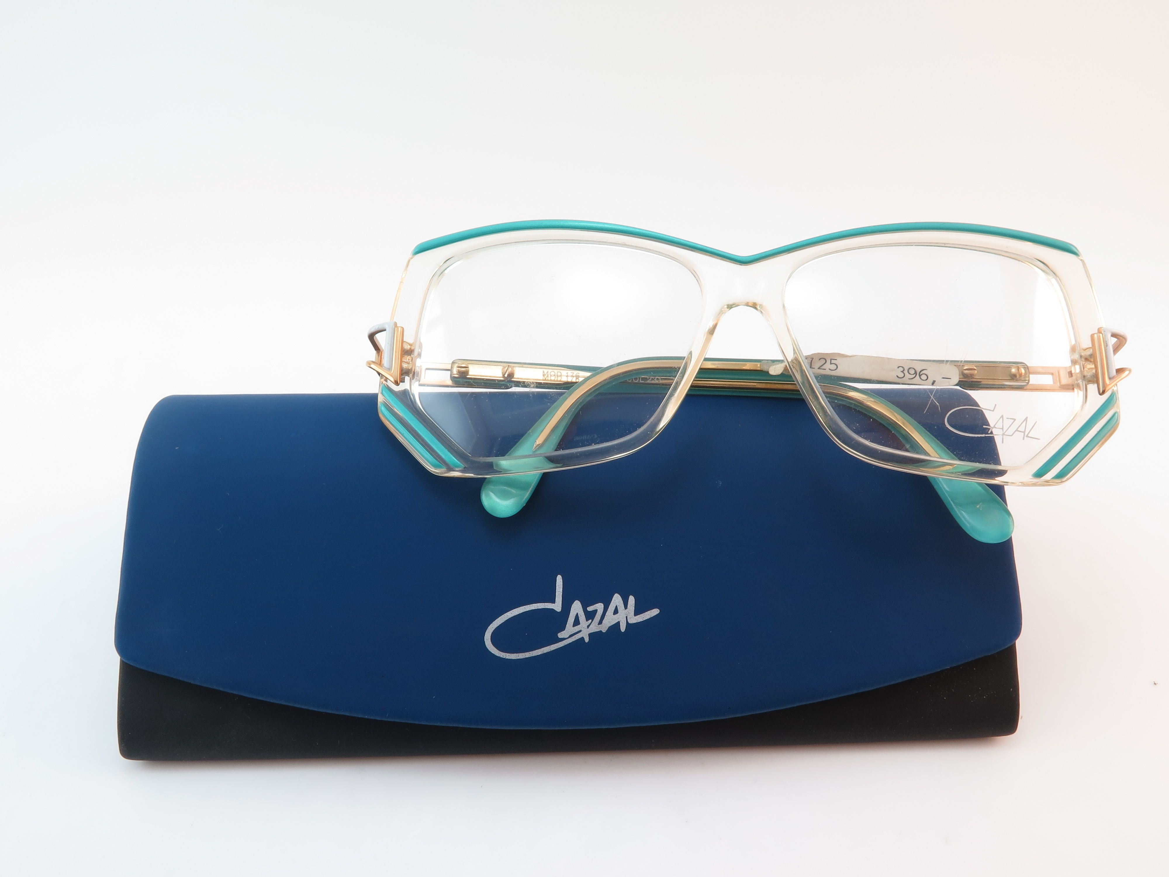 2175b1afb7 Cazal glasses frames with case