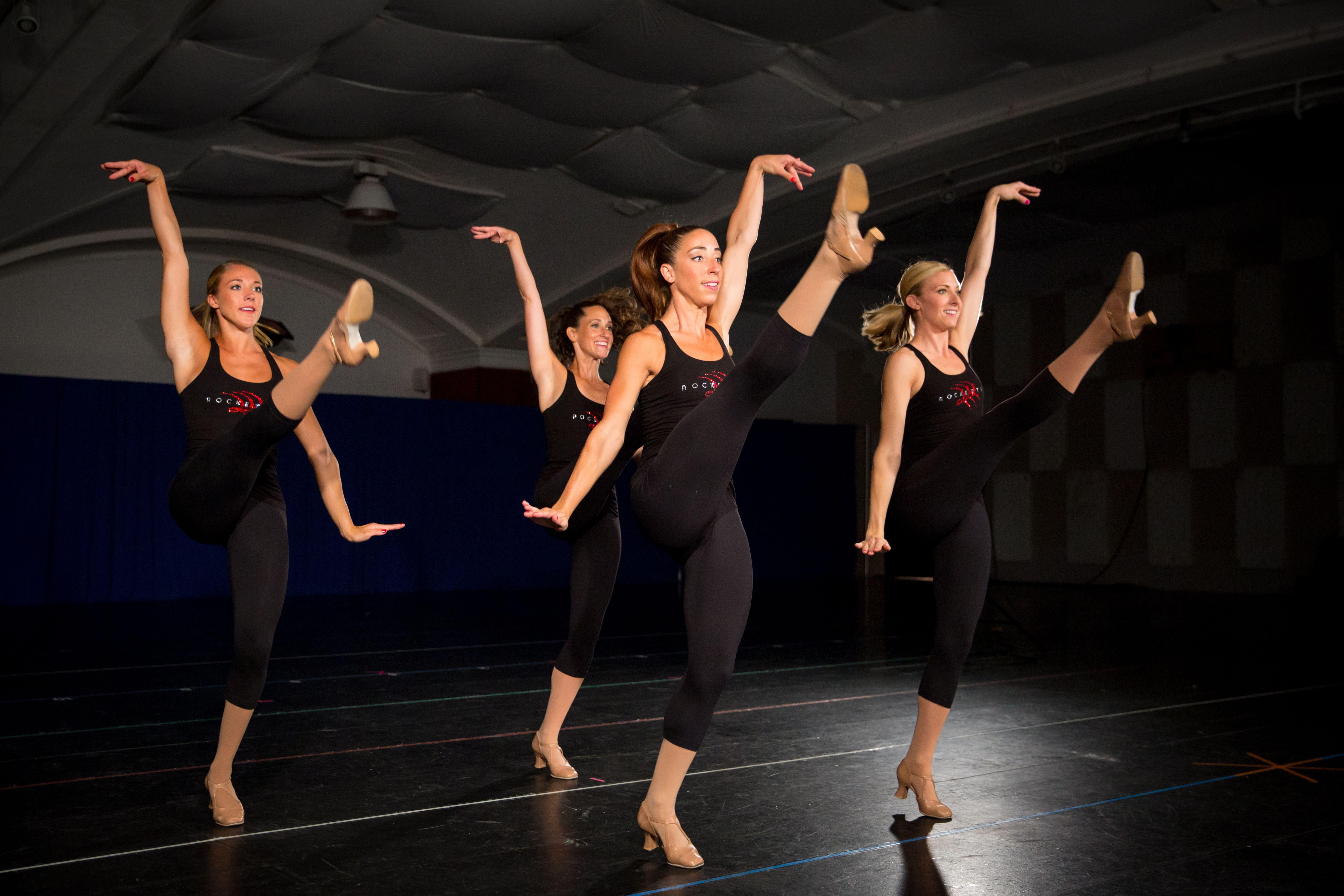 Rockettes Dance Moves 'Snow' Kicks Dance moves, Dance