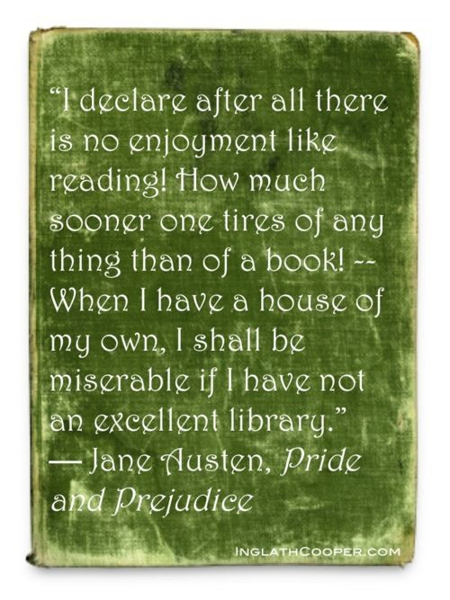 Jane Austen.
