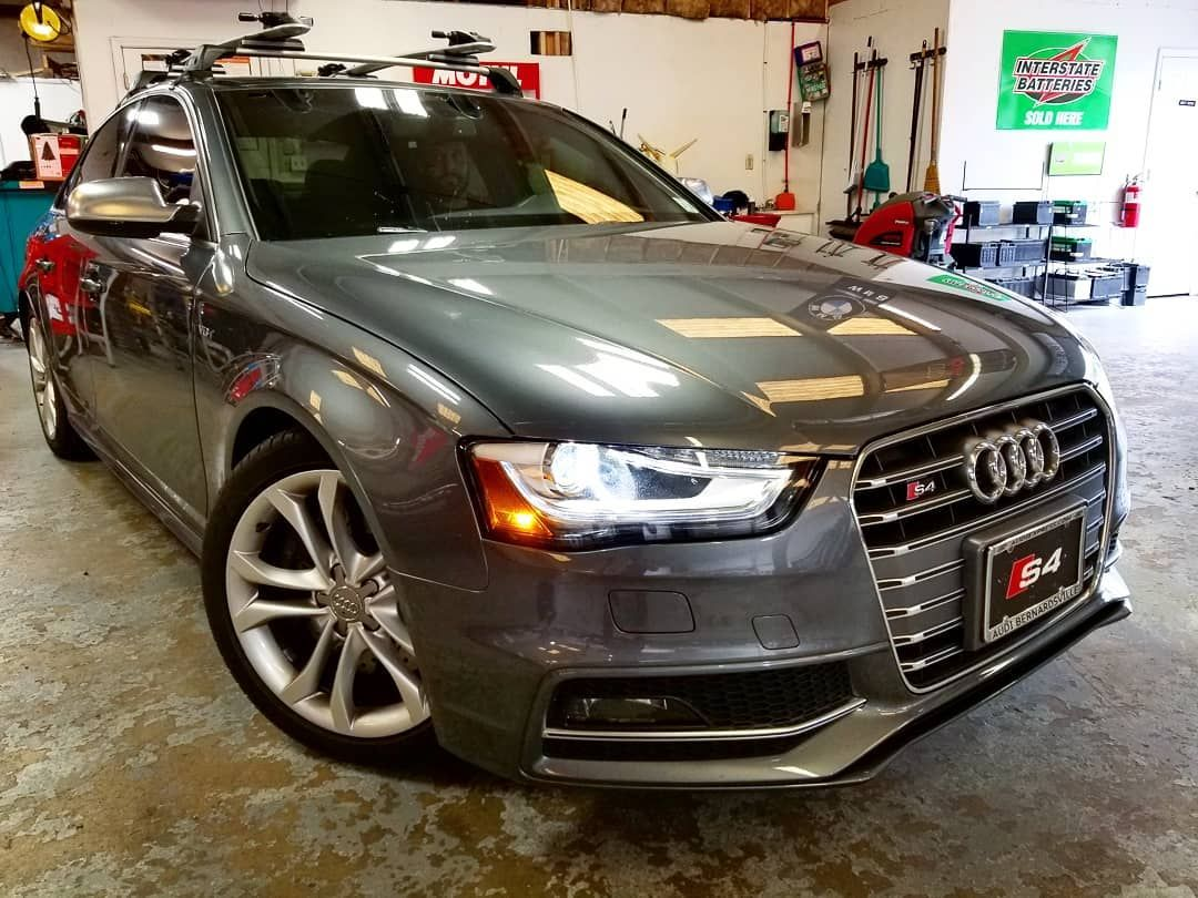 2014 Audi S4 Premium Plus Supercharged 3.0T in for AC