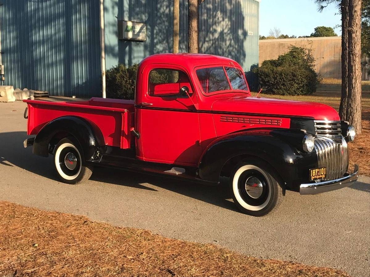 1941 Chevrolet 150 For Sale 1890219 Hemmings Motor News Pickups 1949 Chevy Truck Vin Tag Trucks Cars