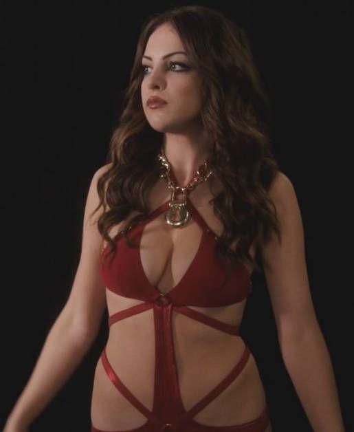 Elizabeth Gillies sexe vidéo