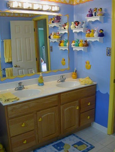 Rubber Ducky Bathroom Decor Rubber Duck Bathroom Theme Duck