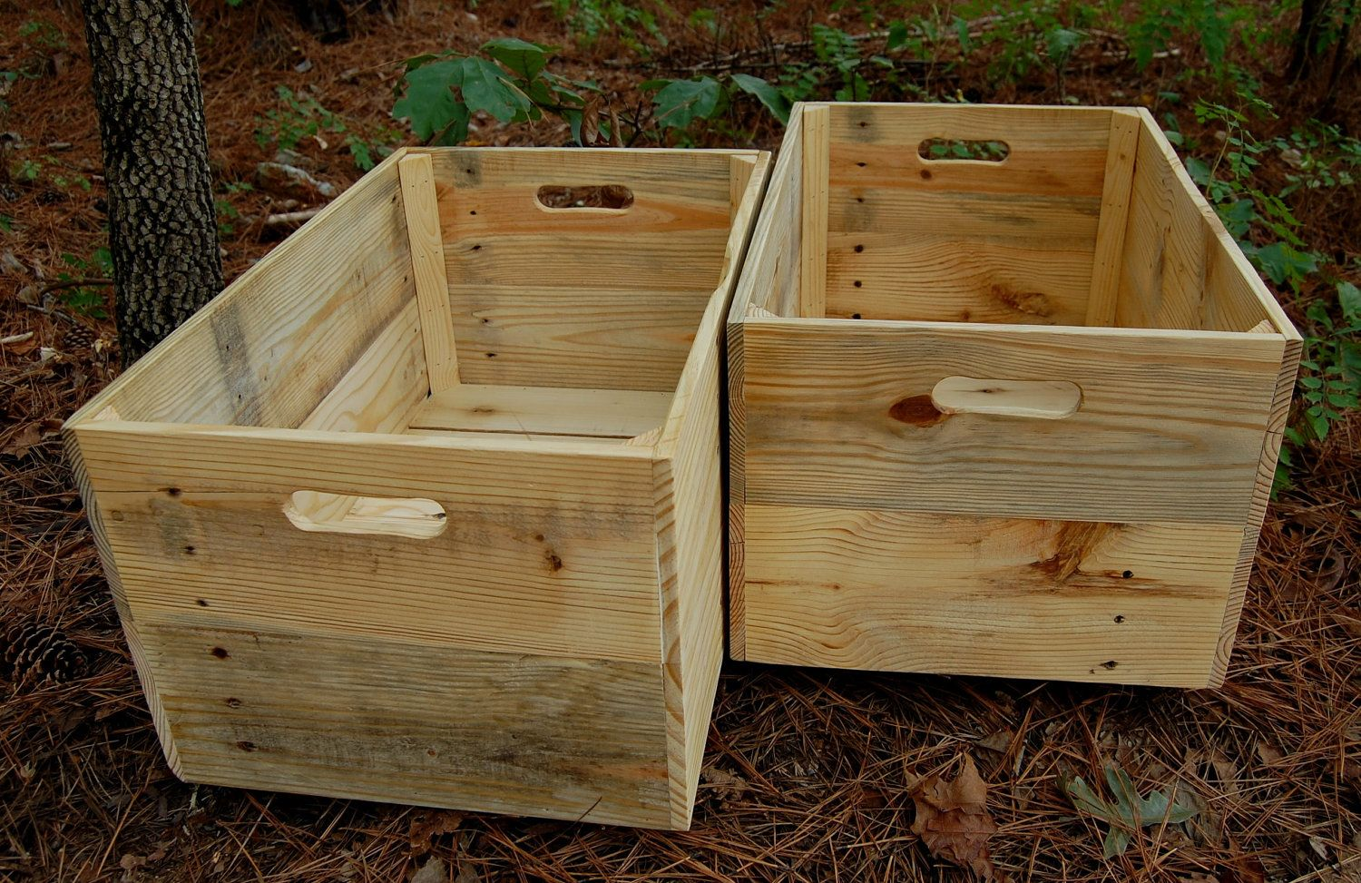 Popular Items For Wooden Box Crate On Etsy Boxe Moveis