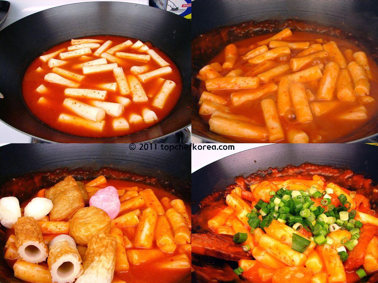 Spicy rice cakes dduk bbok ki top chef korea authentic spicy rice cakes dduk bbok ki top chef korea authentic korean forumfinder Image collections
