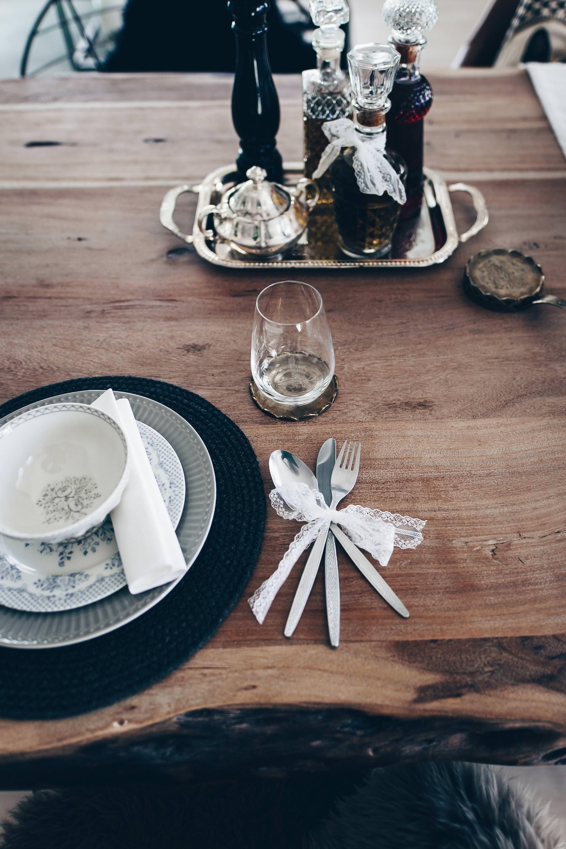 Tischdekoration Für Jeden Tag, Essbereich Gestalten, Moderne Und Rustikale  Esszimmer Ideen, Essbereich Einrichten