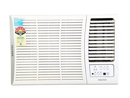 This Voltas 185dy 1 5 Tons Star Window Ac Has 1 5 Tonne Cooling