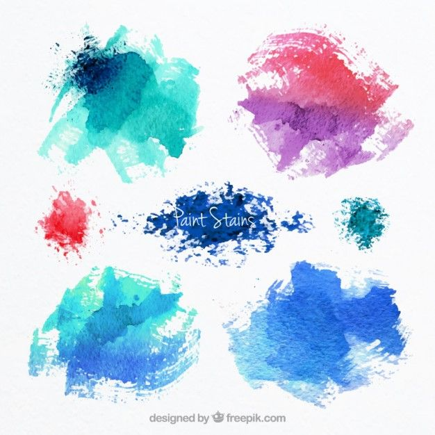 Download Abstract Paint Stains For Free Paint Stain Painting