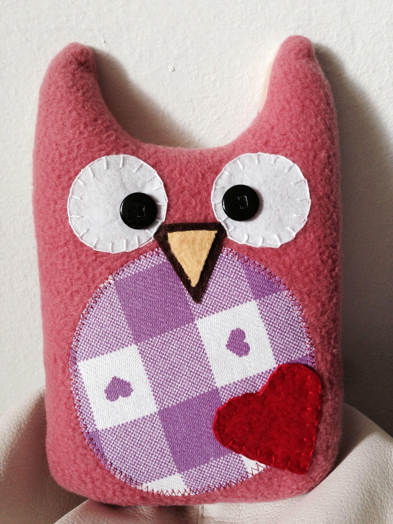 Совушка / Owl
