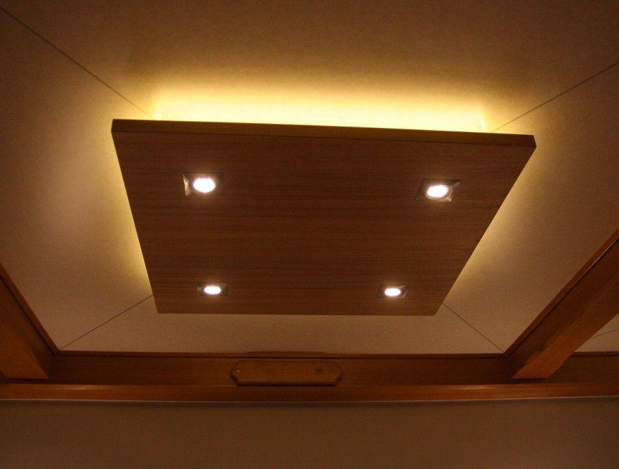 verlaagd plafond - Ideeën | Pinterest - Verlaagd plafond, Plafond ...
