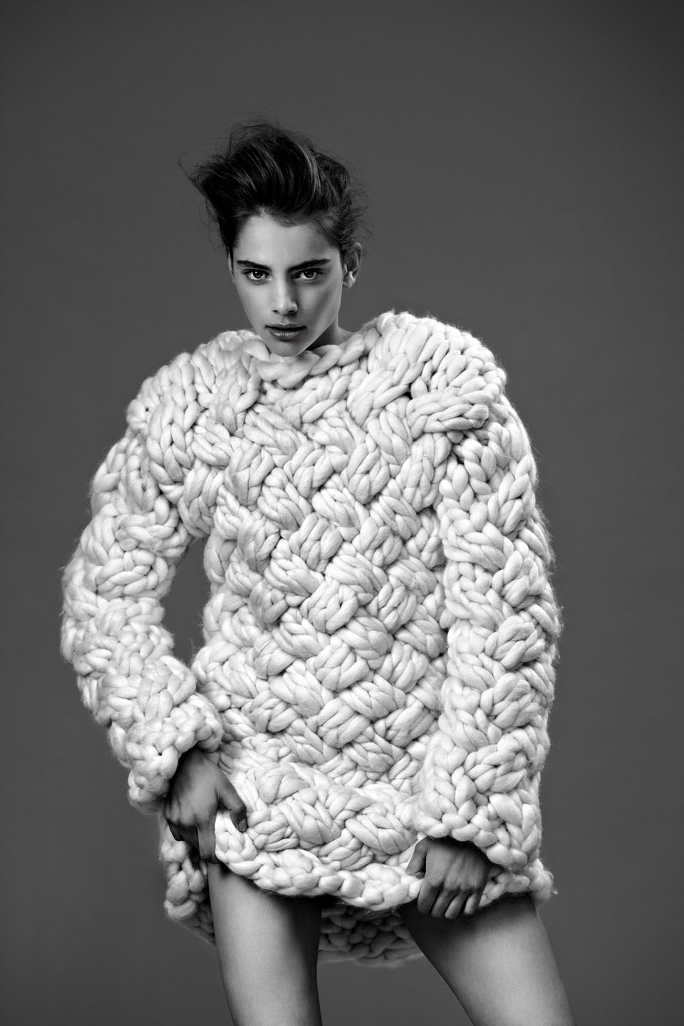 Nanna van Blaaderen — Knit design for fashion and home ...