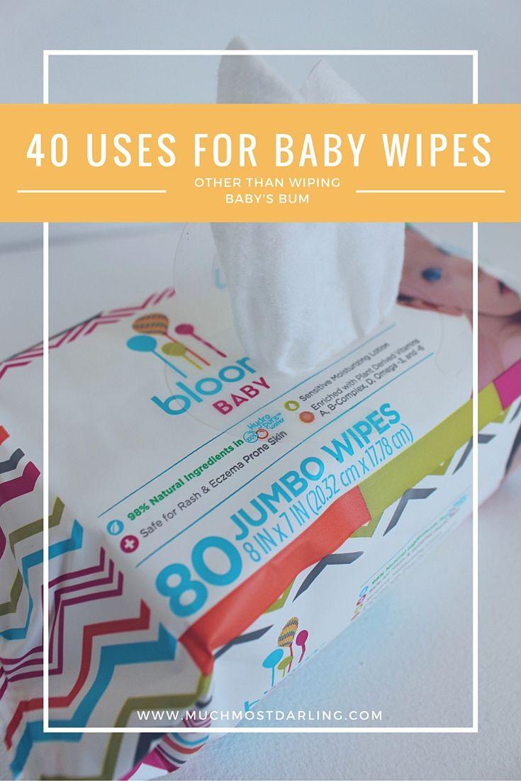 Bloom Baby Jumbo Sensitive Wipes