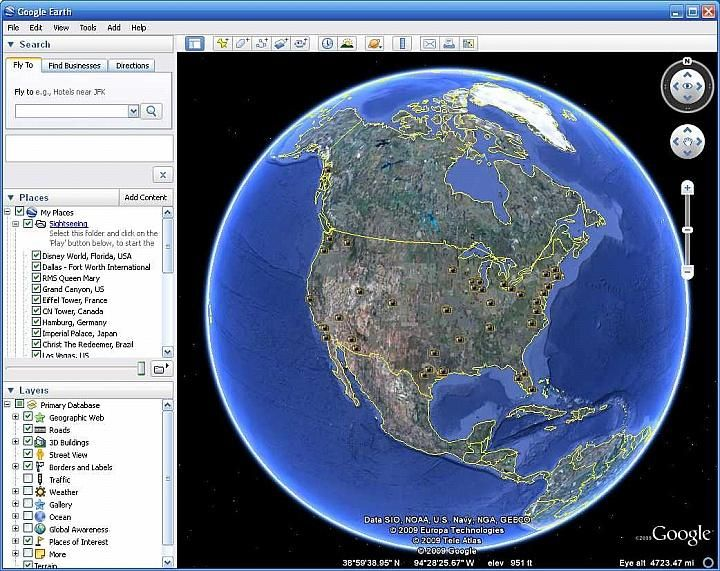 Google Earth Live See Satellite View Of Your House Fly Directly - Satellite maps house