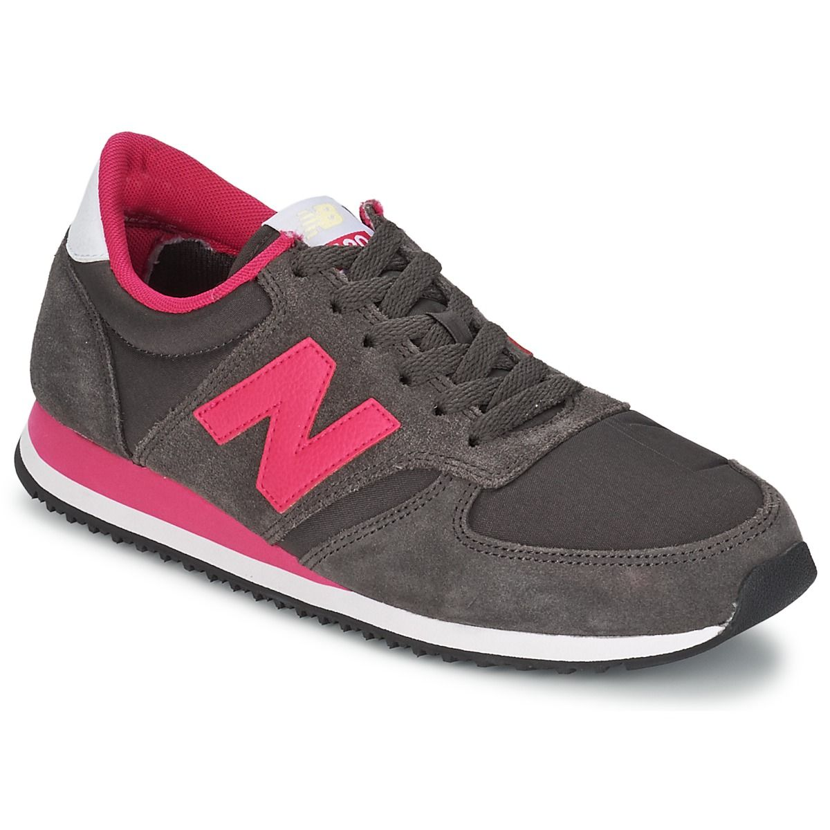 new balance u420 grise et rose