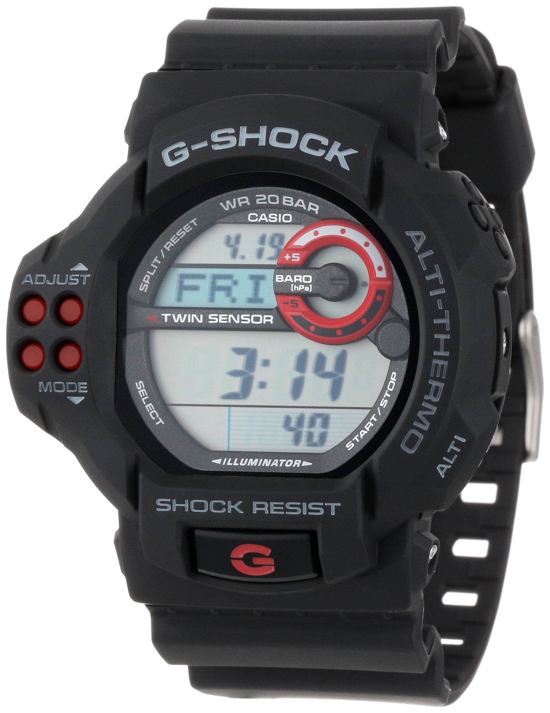 resin casio g shock watch band cool pin ga watches