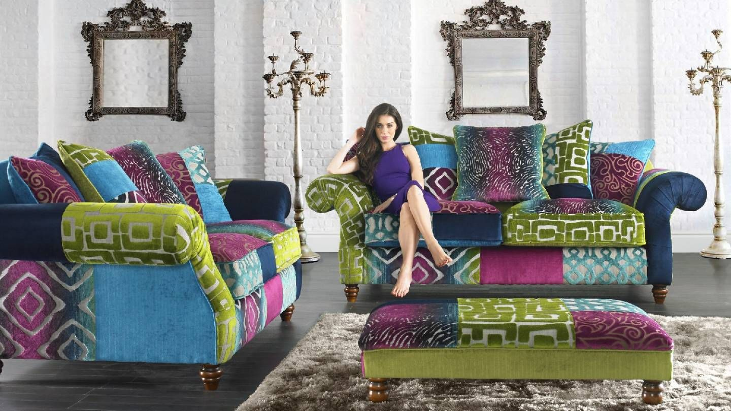 Amazing Sensation Fabric Sofa Range | Sofology