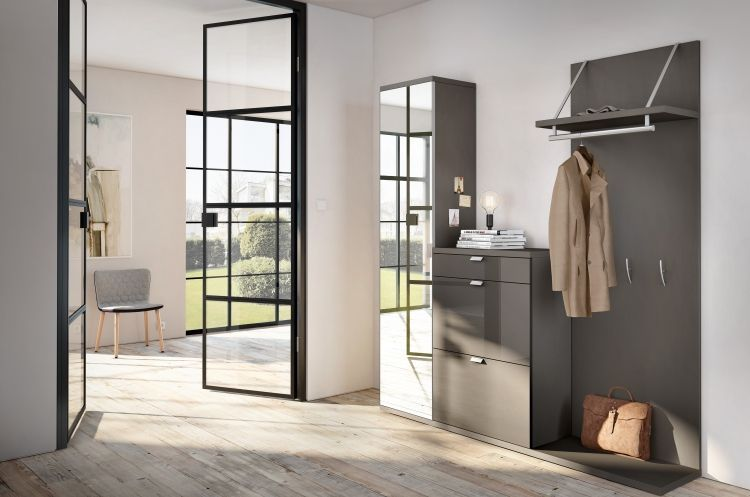 Moderne Garderoben Set moderne garderoben sets für den flur hülsta tv set design