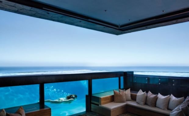 This House In Cape Town Has An Amazing Infinity Pool Cape Town - House cape town amazing infinity pool