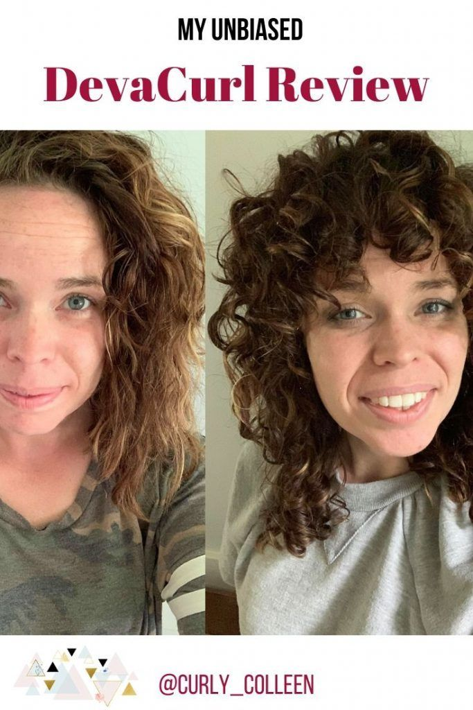 My Unbiased Devacurl Review Colleen Charney In 2020 Vinegar For Hair Vinegar Hair Rinse Curly Hair Styles Naturally