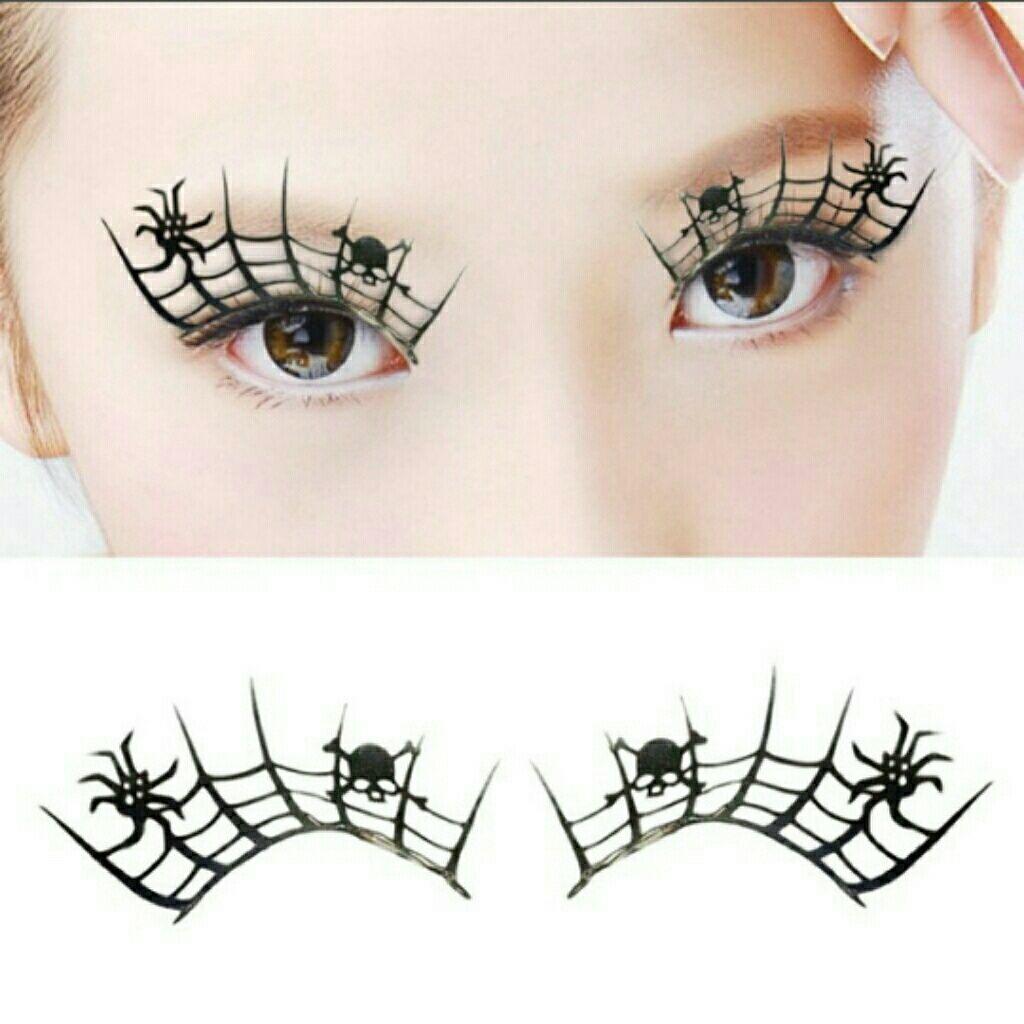 Halloween Lashes Lashes Fake Eyelashes Spider Lashes Lashes