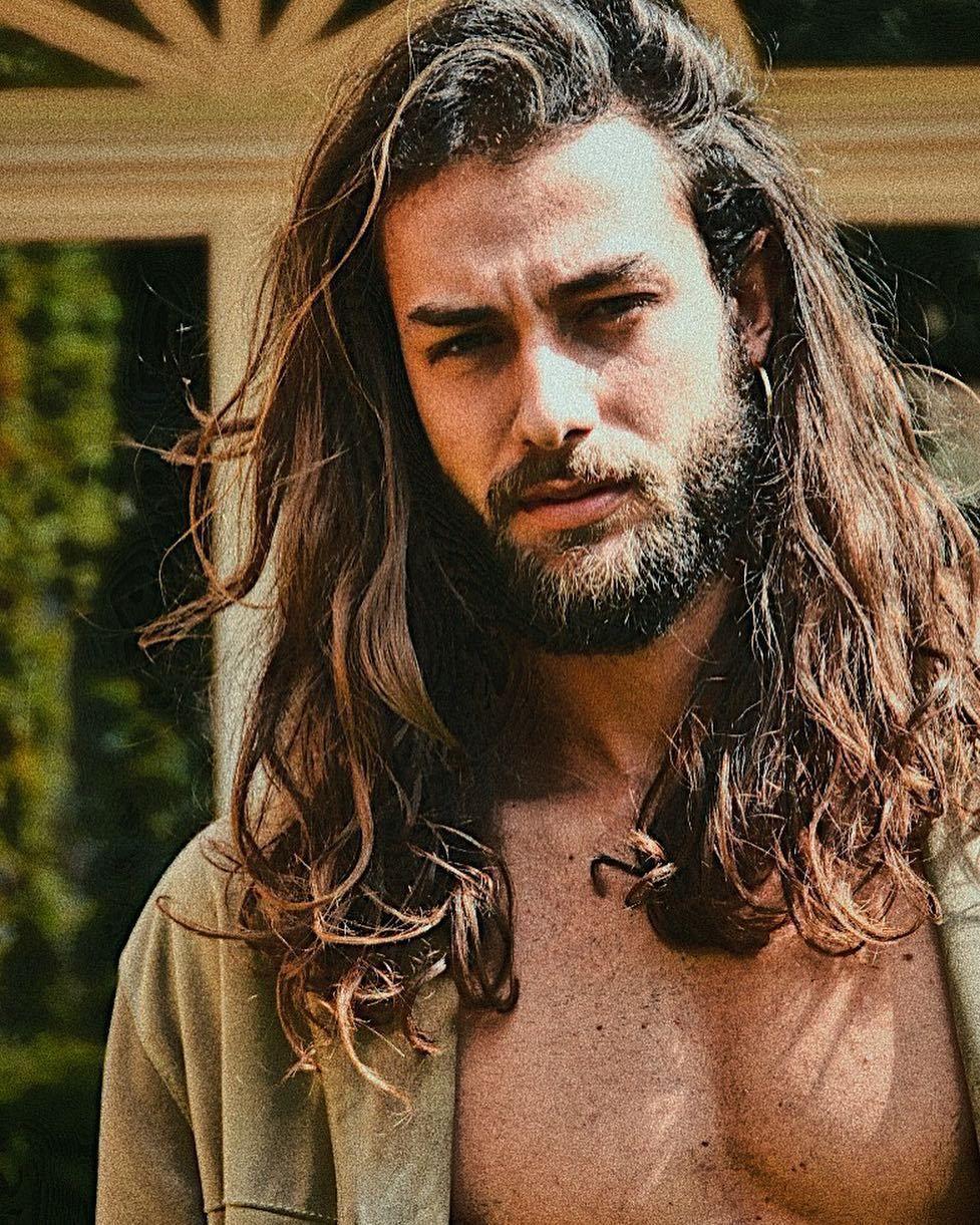 Which Celeb Is A Pro Mane Icon Long Hair Beard Long Hair Styles Men Long Hair Styles