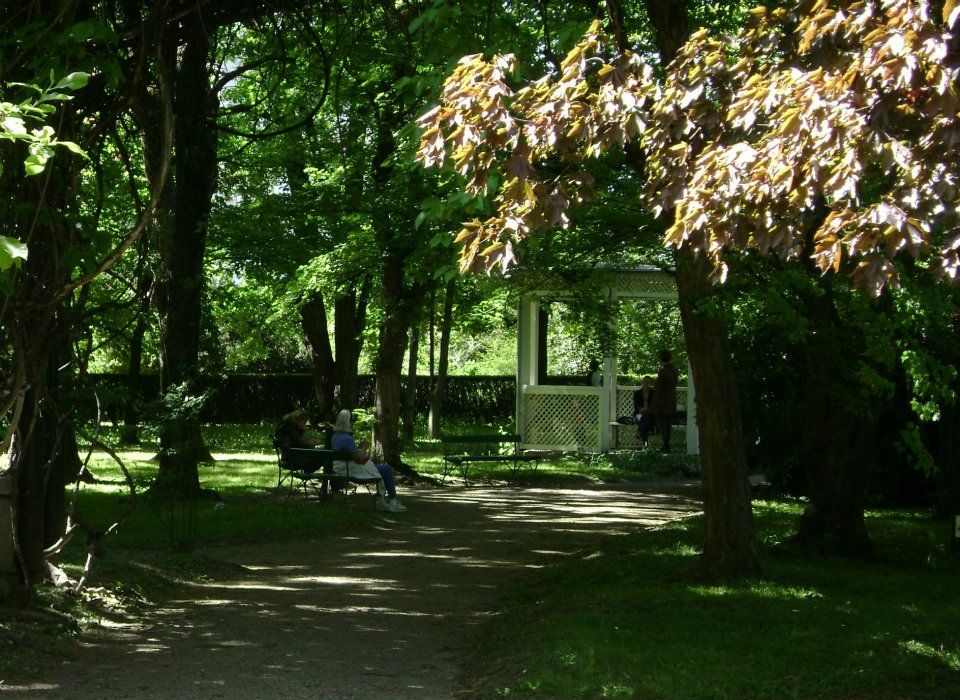 Botanical Garden Zagreb Croatia Botanical Gardens Zagreb Croatia