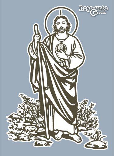 San Judas Tadeo Fué Uno De Los 12 Apóstoles De Jesús También Se Le