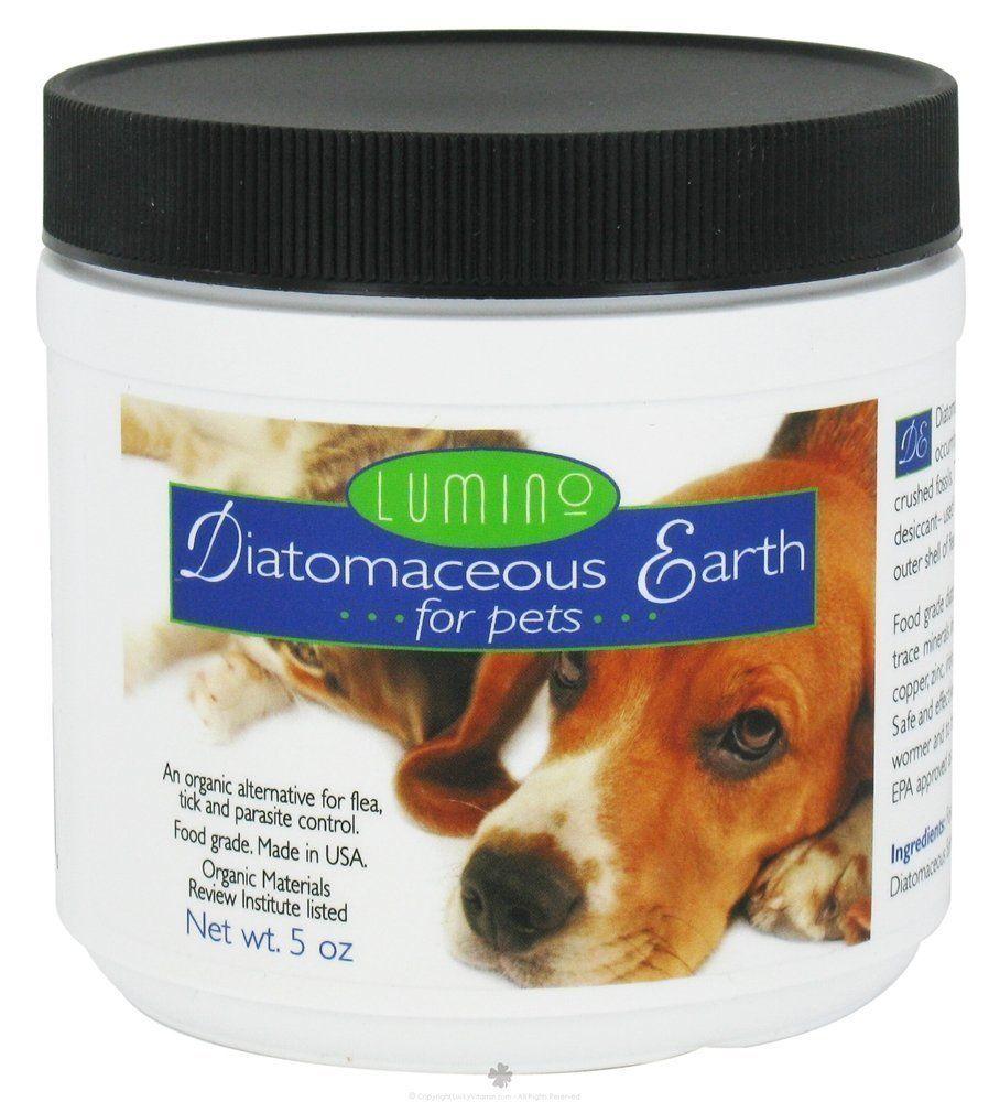Lumino Wellness Organic Diatomaceous Earth Pets Powder